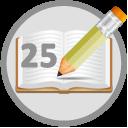 Wrote 25 Book Reviews